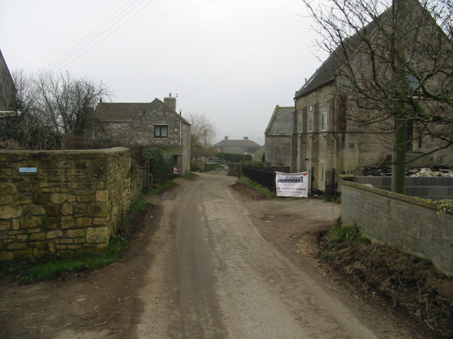 A view of Inglesbatch
