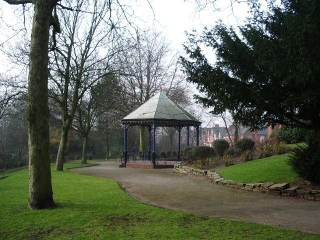 Bandstand, Jubilee Park, Middleton