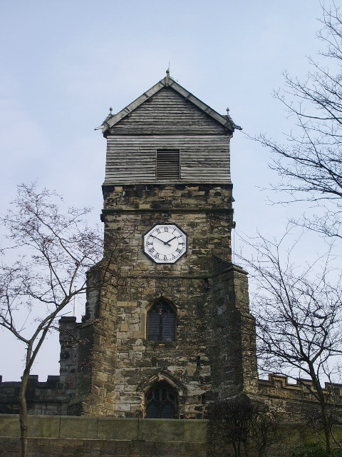 St Leonard's Church, Middleton, Tower