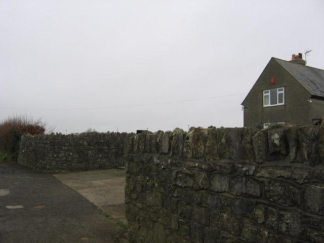 Entrance to Pleasant View Farm