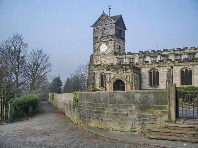 St Leonard's Passage, Middleton