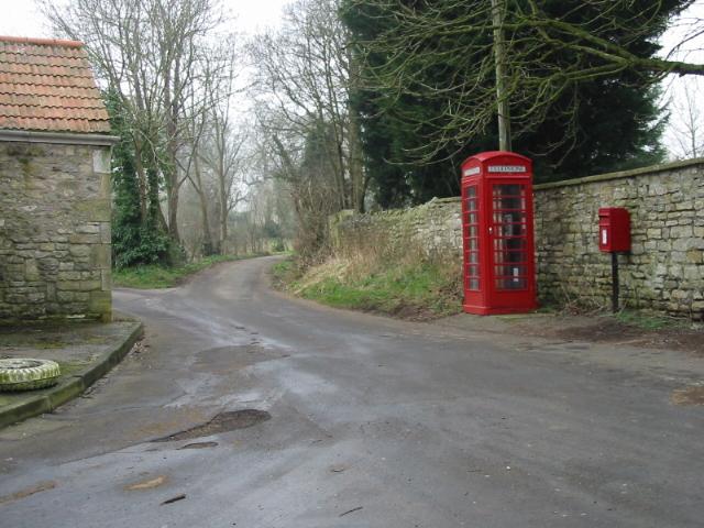 Priston village amenities