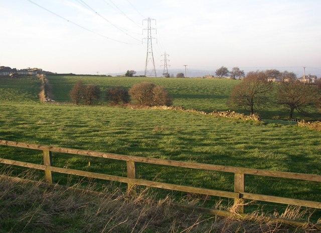 Fields, off Pinfold Lane, Fixby