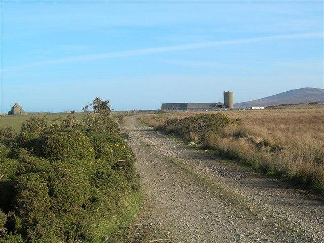 The Track To Killinallan