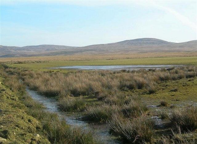 Wet Fields At Killinallan