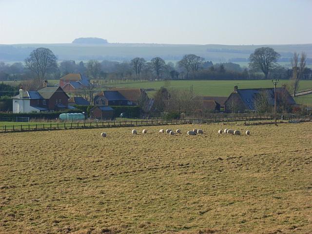 South Farm, Chiseldon