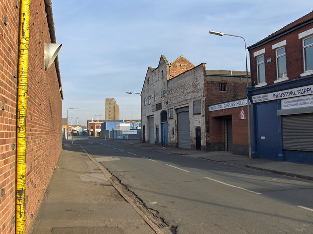Barmston Street, Hull