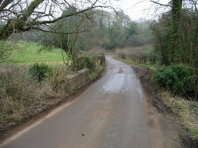 View along Bathford Hill