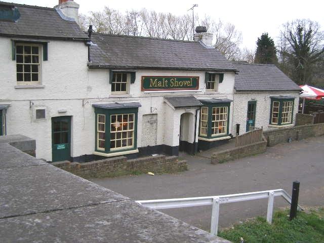 The Malt Shovel, Iver Lane, Cowley