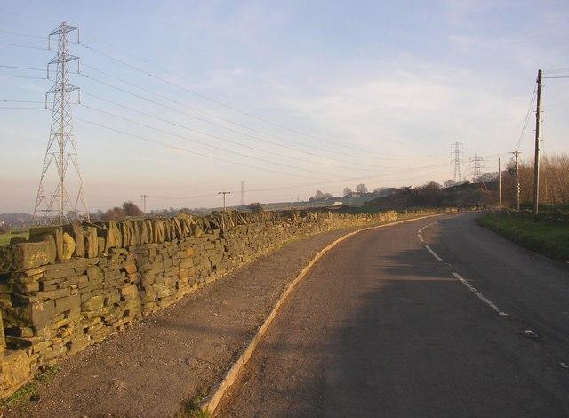 Pinfold Lane, Rastrick / Fixby