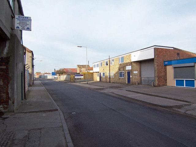 Lincoln Street. Hull
