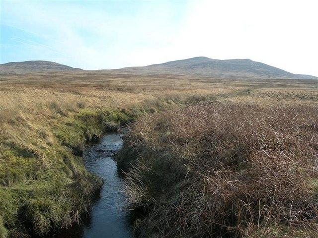 Towards Beinn Bhreac