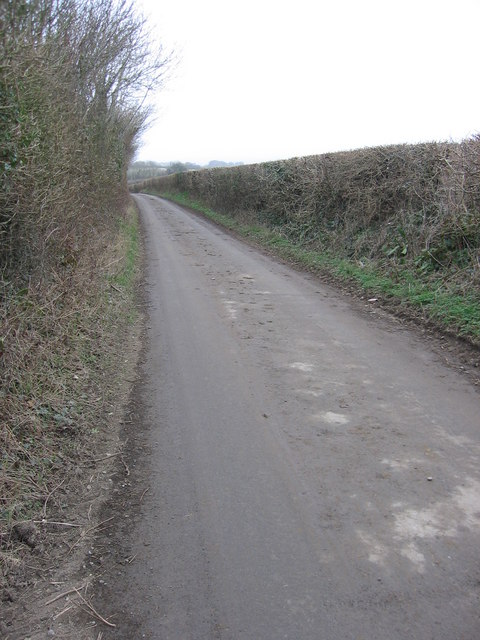 The road from Llanmihangel to Cowbridge