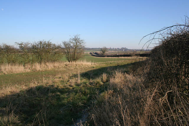 Farmland between Stonesby and Sproxton