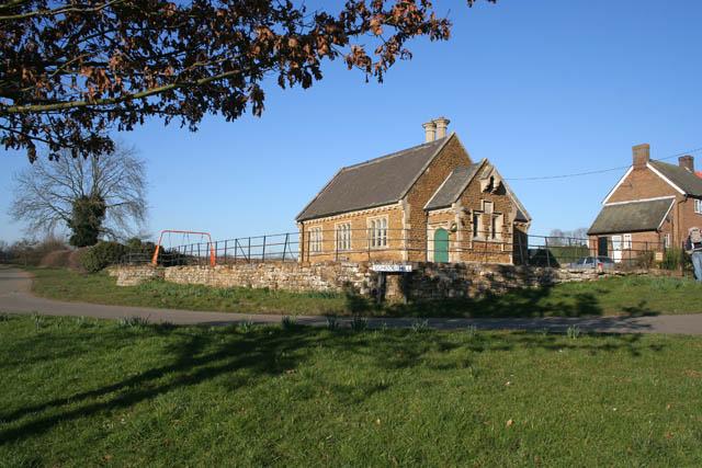 Village hall, Sproxton