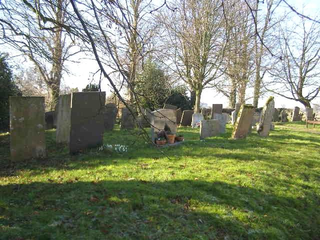 St Guthlac's Churchyard