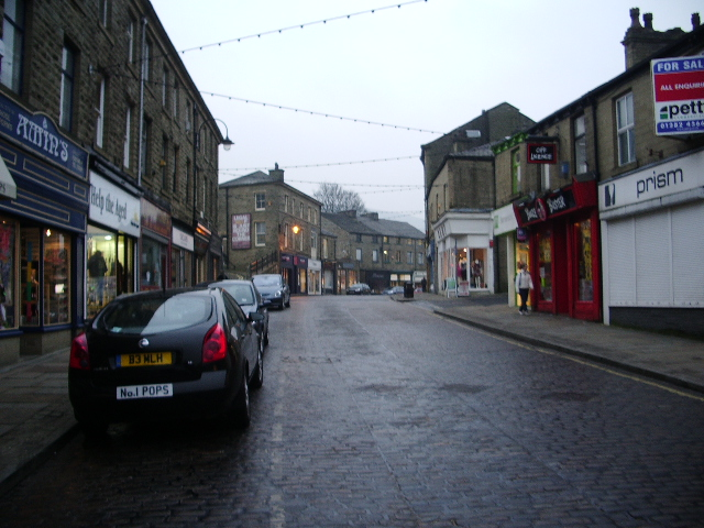 Bank Lane, Rawtenstall