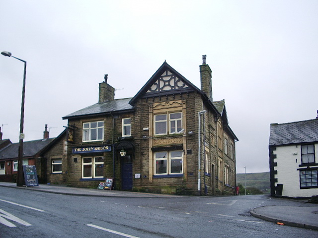 The Jolly Sailor, Booth Road, Waterfoot, Rossendale