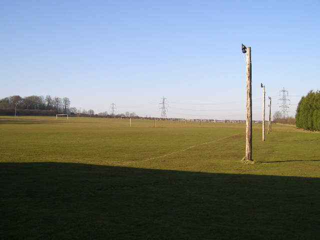 Parish Playing Fields, Great Ponton.