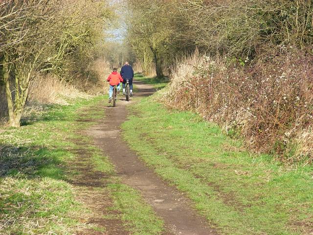 The old railway, Chiseldon