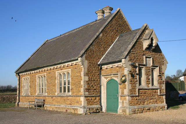Village hall, Sproxton