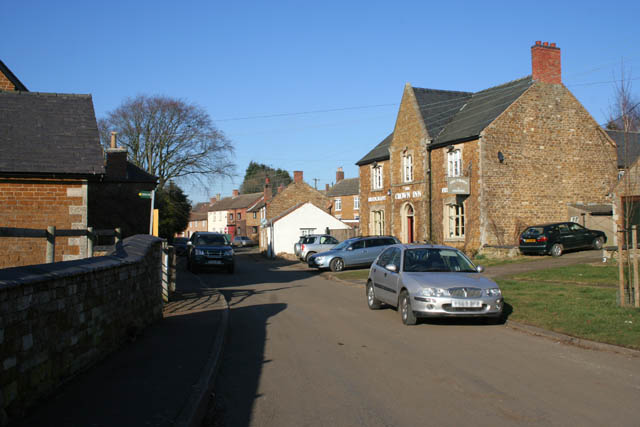 Cropston Road, Sproxton
