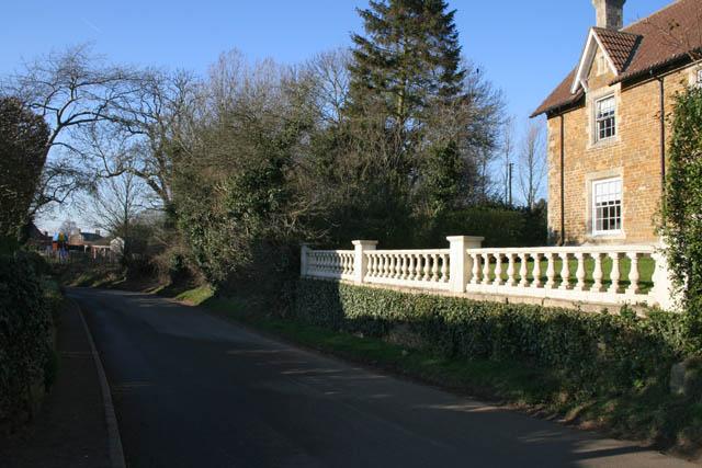 Buckminster Road, Sproxton