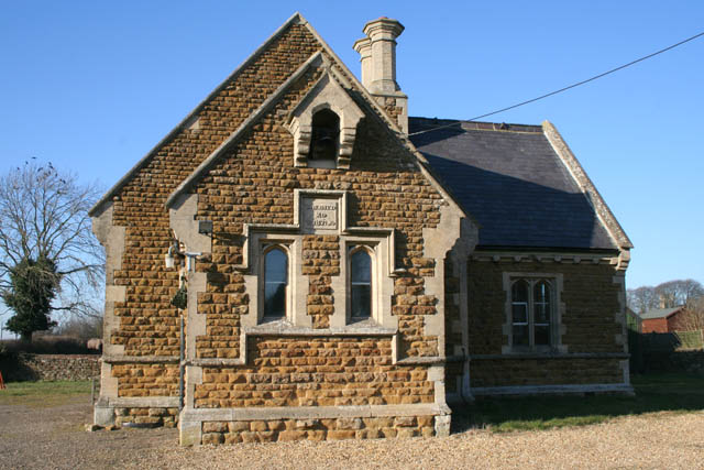 The old school, Sproxton