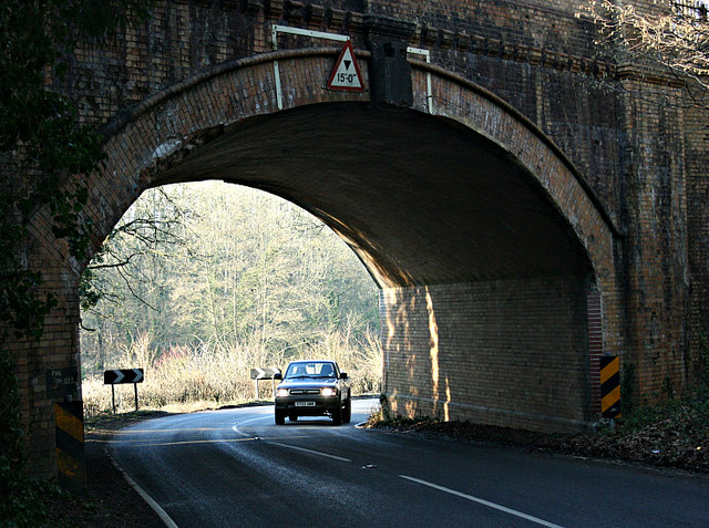 2008 : Disused railway bridge