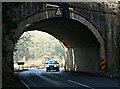 ST7052 : 2008 : Disused railway bridge by Maurice Pullin
