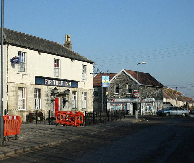 2008 : Fir Tree Inn, Writhlington