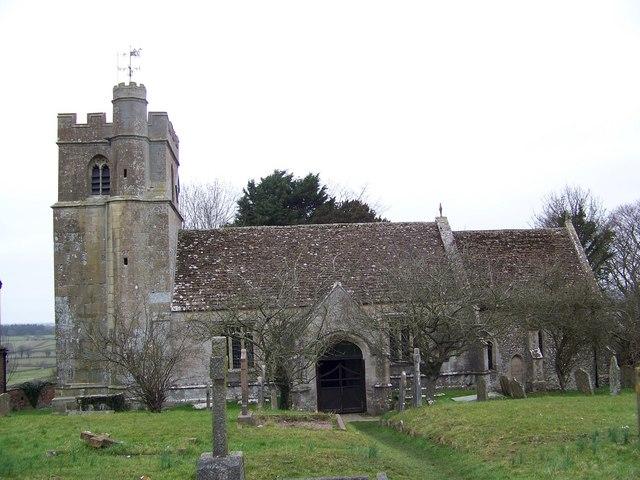 St Peter's Church, Great Cheverell