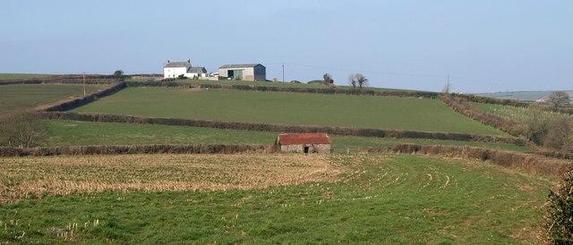 Barn and Chapels