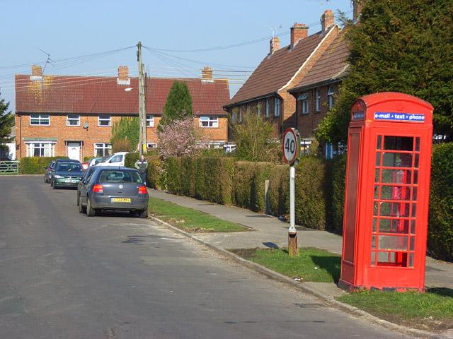 Castle View Road, Chiseldon