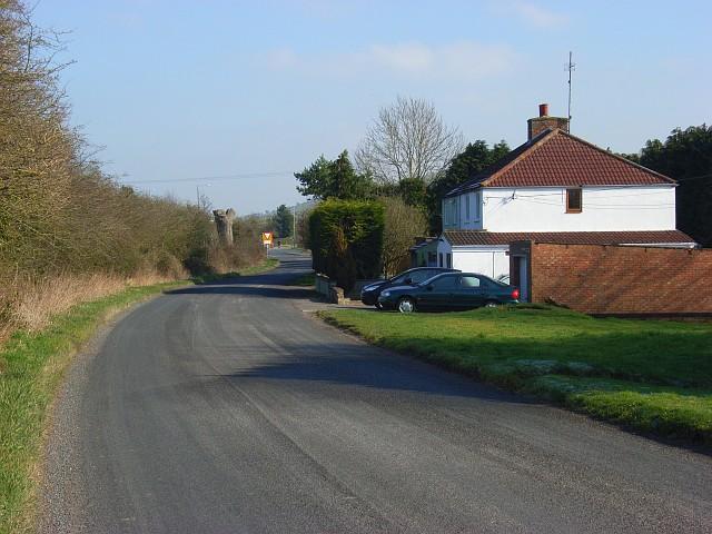 New Farm Cottages, Chiseldon
