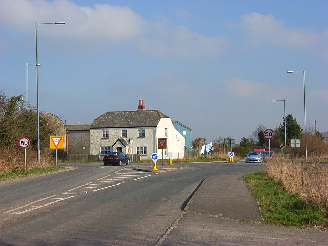 Crossroads at Bush House, Chiseldon