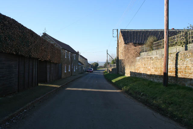 Church Lane, Sproxton