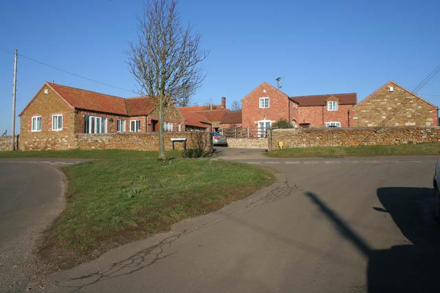 Hill Crest Farm, Sproxton