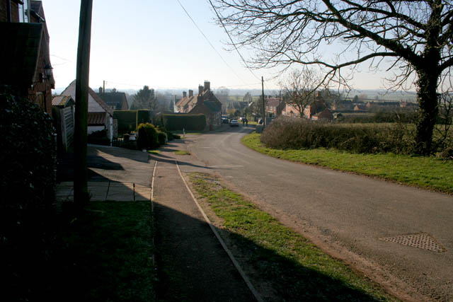 School Hill, Sproxton