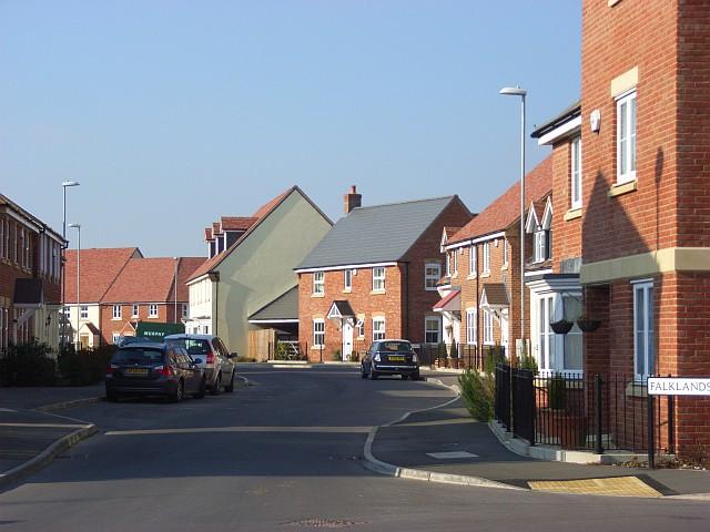 Whittingham Drive, Alexandra Park, Wroughton