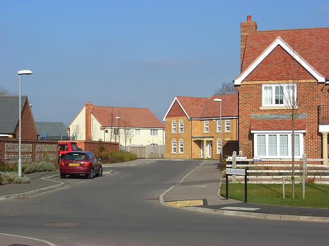 Falklands Road, Alexandra Park, Wroughton
