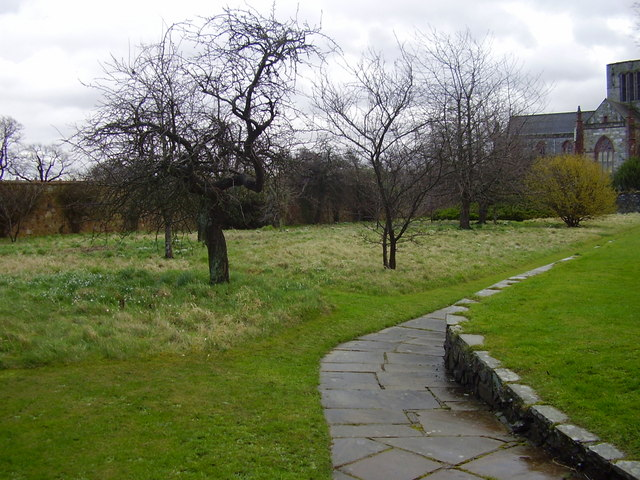 Haddington - Where the Meadow meets The Pleasance
