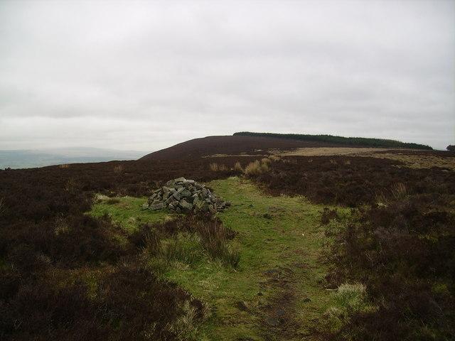 Cairn, Longridge Fell