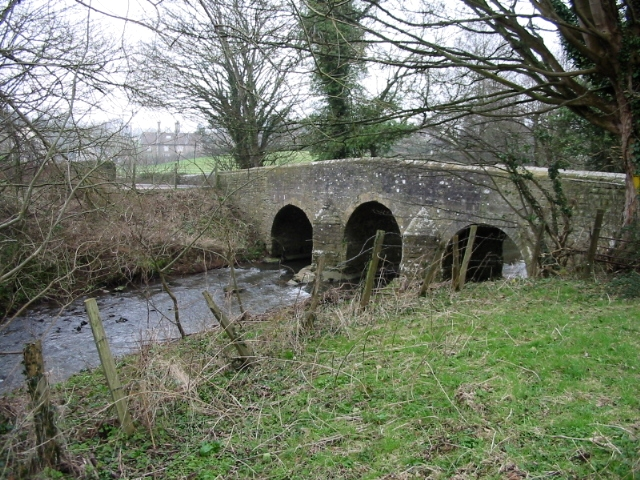 Bridge over the River Chew