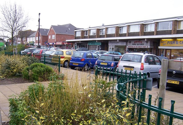 Highlands Rd Shops-Fareham