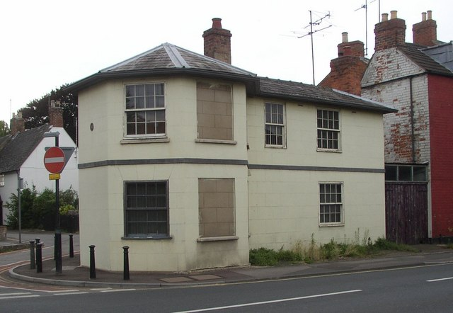 Kingsholm Toll House, Gloucester.
