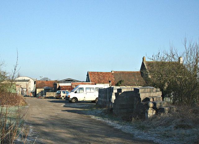 2008 : Middle Farm, Westlands Road