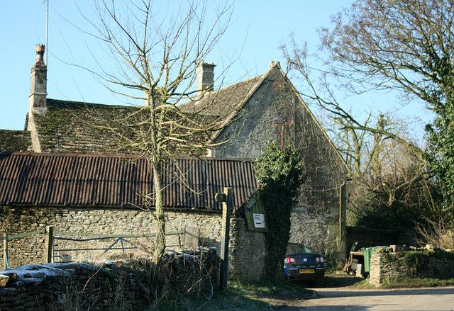 2008 : Cottage on Lanes End, Gastard