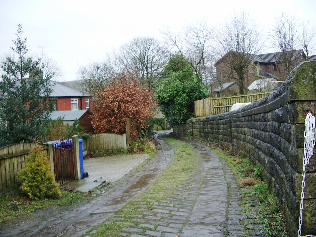 Wesley Place, Bacup