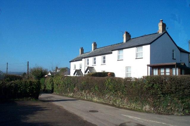 Cottages at Crossways Littleham